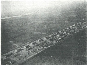 Air view of Call Field Used With Permission From The Wichita County Archives